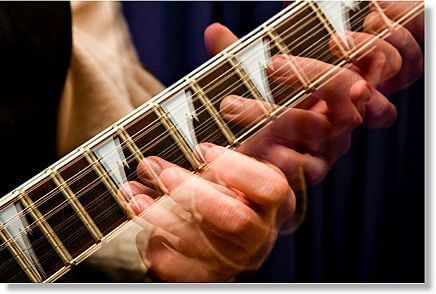 How To Play Guitar Fast - Head Above Music