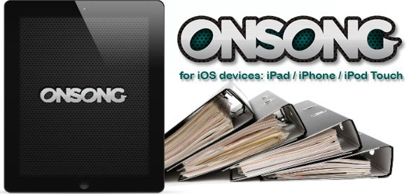OnSong Cyber Monday